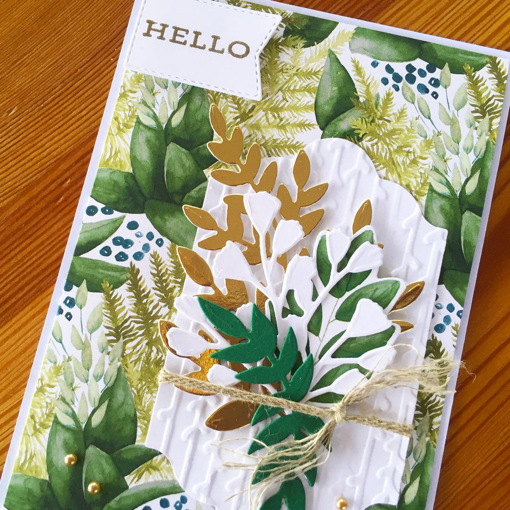A greeting card is the perfect add-on to your gift.