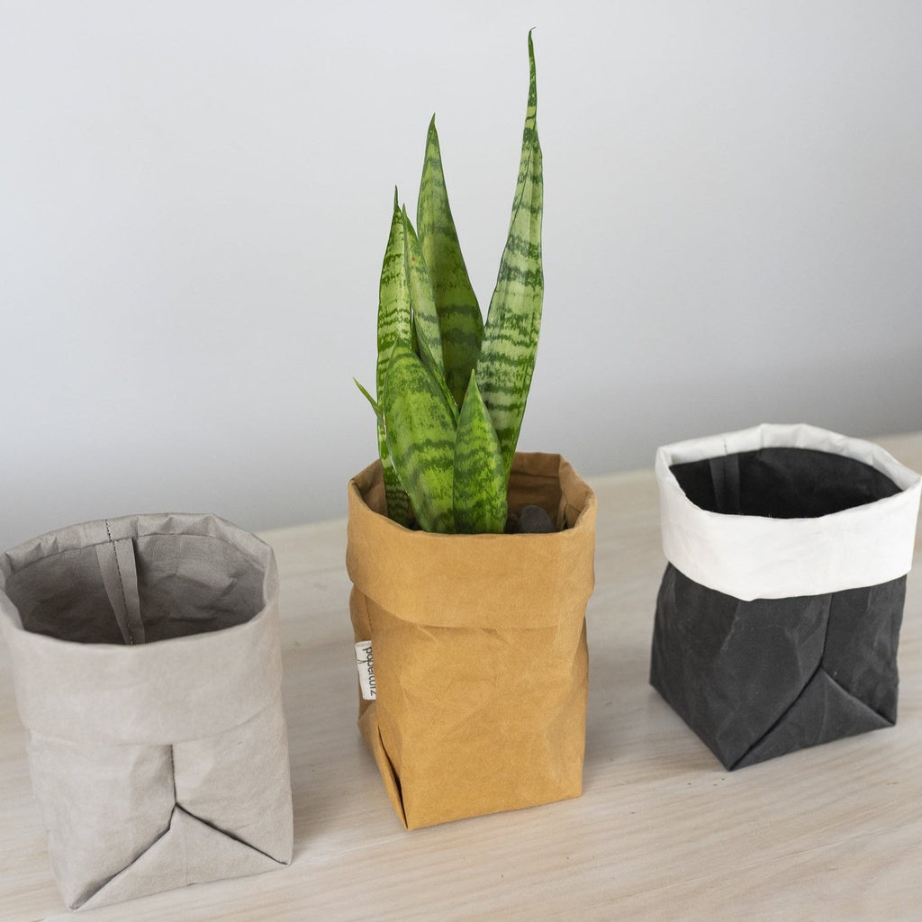 The Washable Paper storage 'tub' has many uses around the home or office.