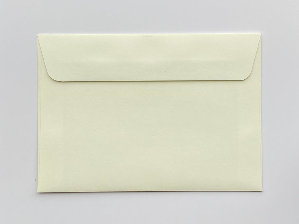 130x185mm coloured envelopes