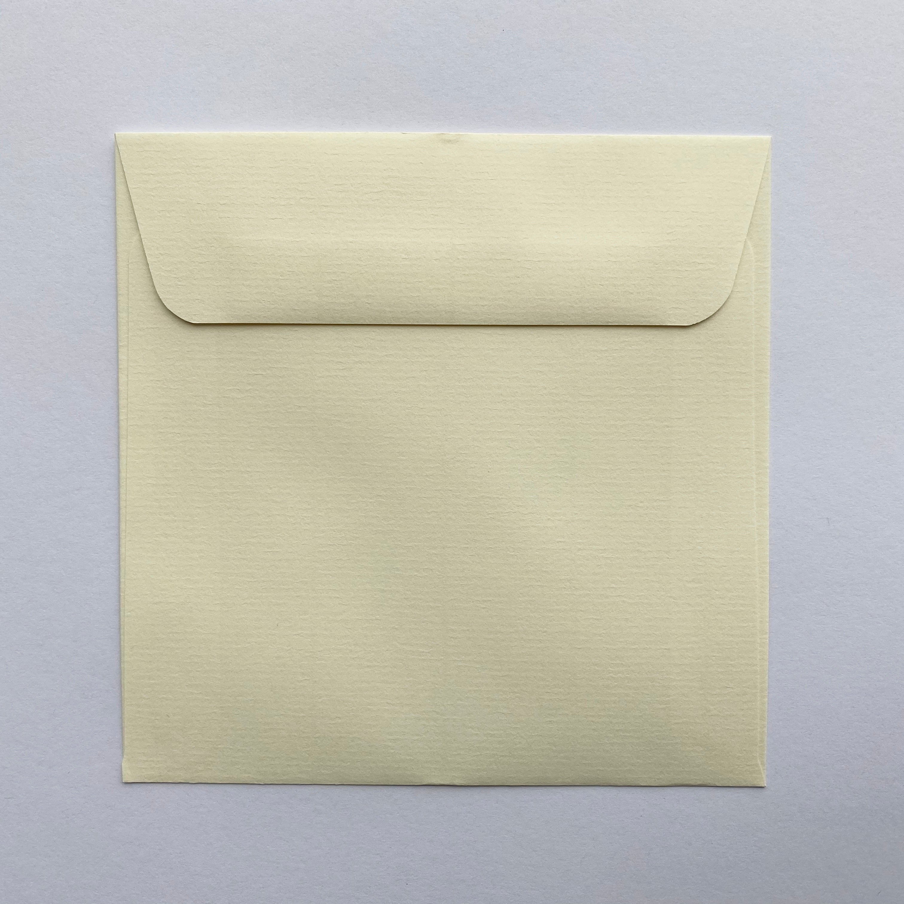 120mm square clearance envelopes