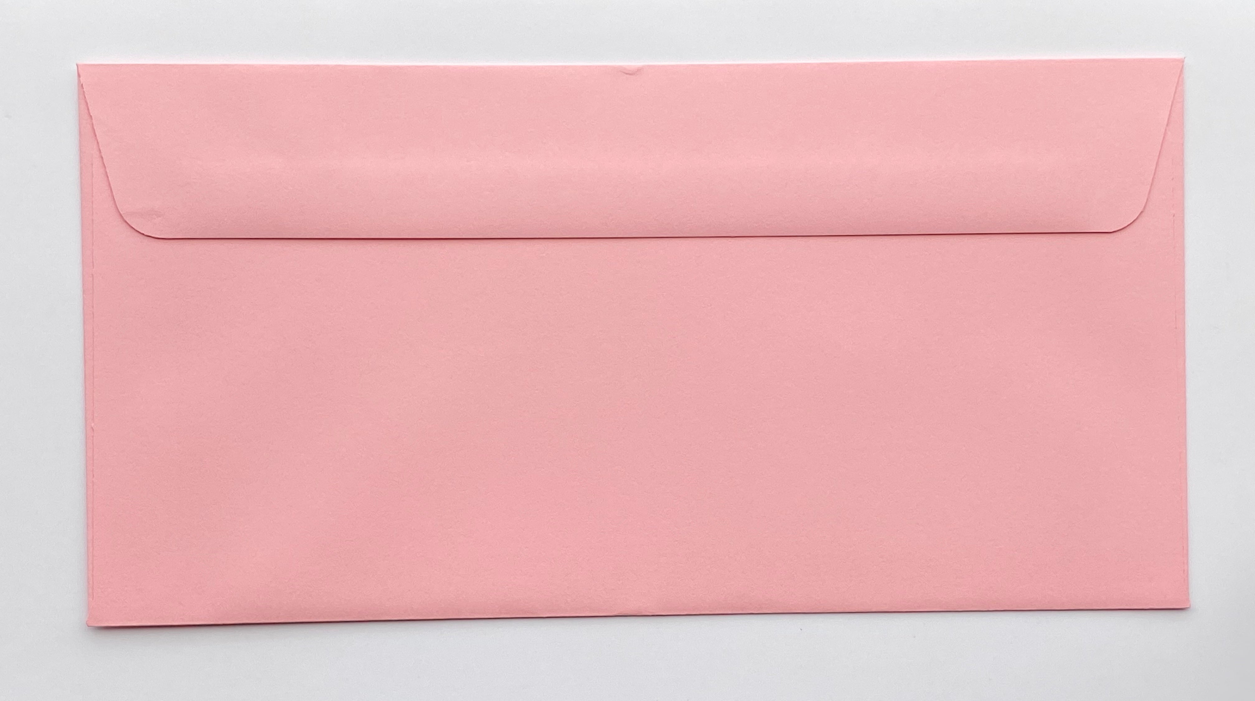 DLE coloured envelopes