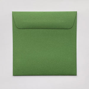 100mm square metallic envelopes