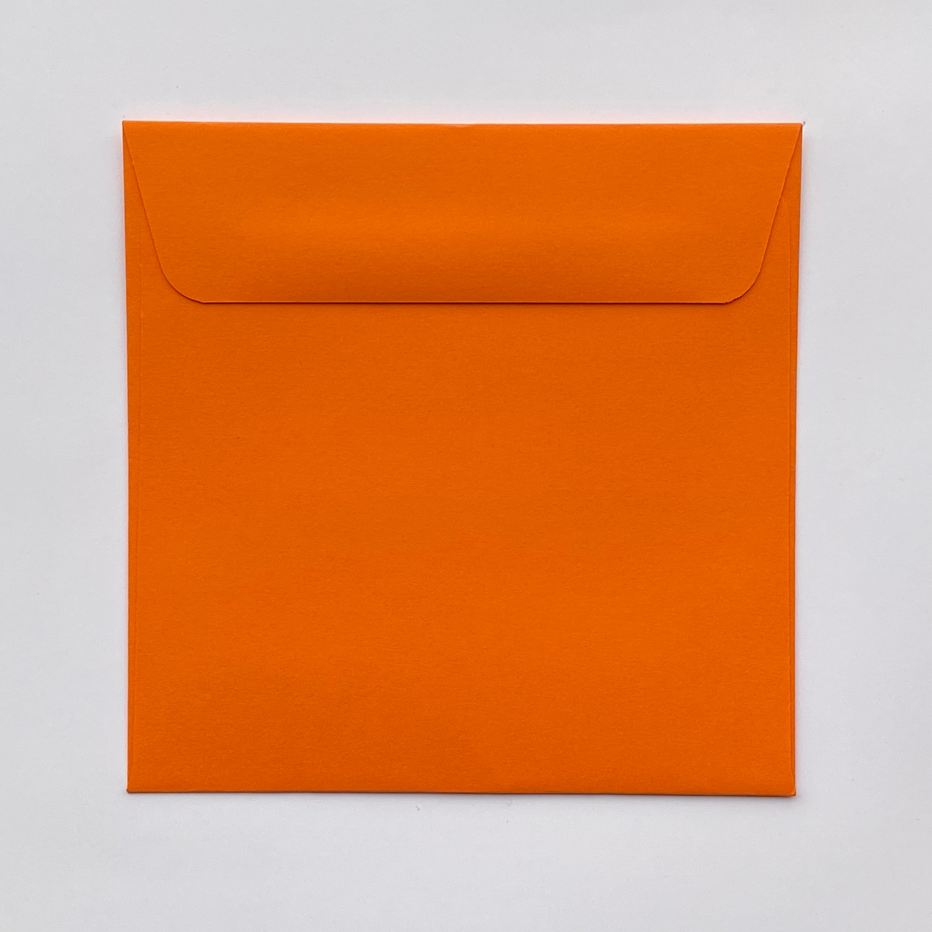120mm square coloured envelopes