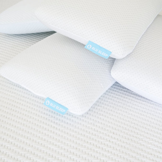 Pair of 2 Bedface BioGel 4 in 1 Premium Pillow