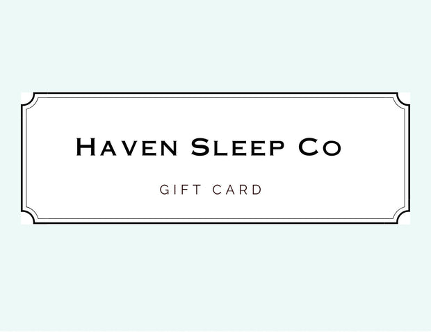 Haven Sleep Co. Gift Card - USA