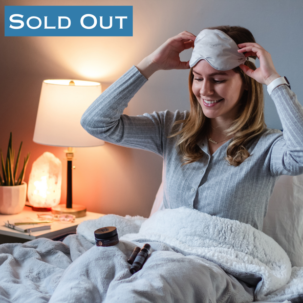 "For the Love of Sleep Wellness Bundle (SAVE 25% off 14"" Lux Hybrid Mattress) - Sold Out"