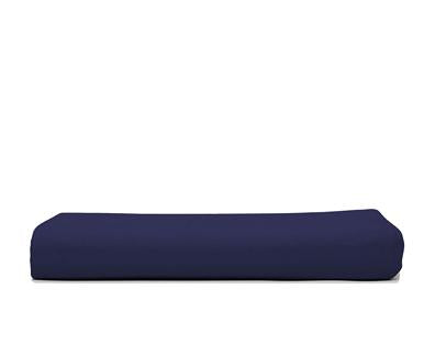 Percale Duvet Cover (Navy, Grey or White)