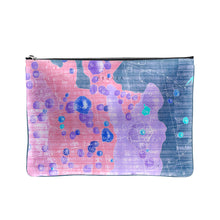 Load image into Gallery viewer, INVERTED APOLLO PINK LEATHER TOTE