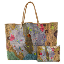 Load image into Gallery viewer, ALPHONSUS BRONZE LEATHER TOTE