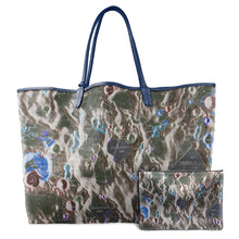 Load image into Gallery viewer, INVERTED SCHICKARD LEATHER TOTE