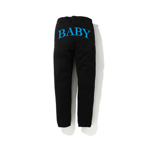 BABY BLACK SWEATPANTS