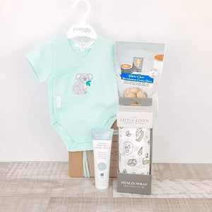 Baby Koala Aussie New Mummy Box