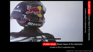 Shark Race-R pro Flash Sale