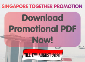 NDP2020 Singapore Together Promotion