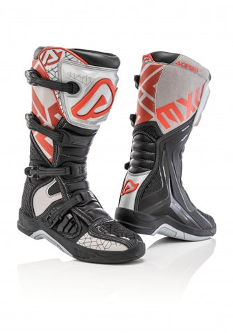 Acerbis Stivale X-Team Black/Grey Boots