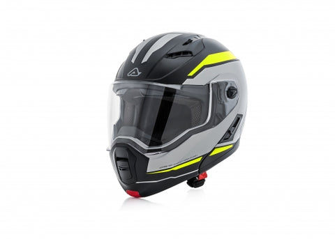 Acerbis Derwel Black/Yellow Helmet