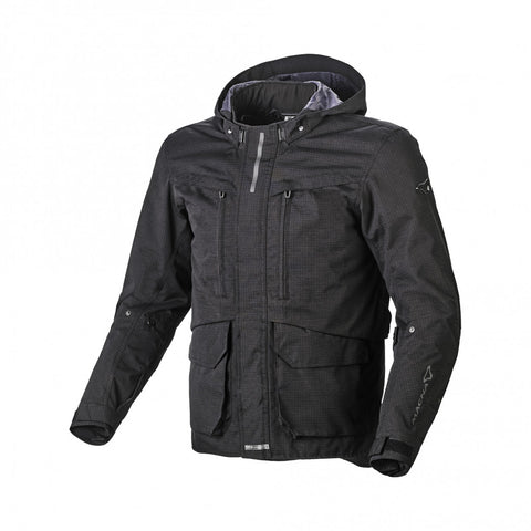 Macna Rival Black Jacket