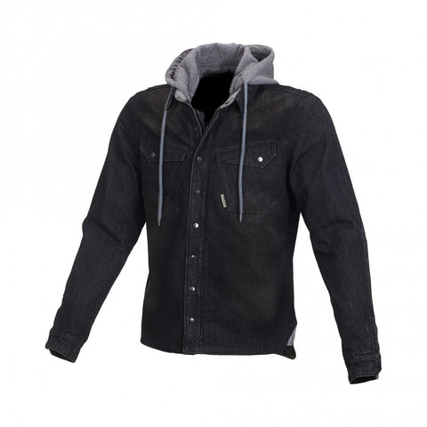 Macna Westcoast Black Jacket