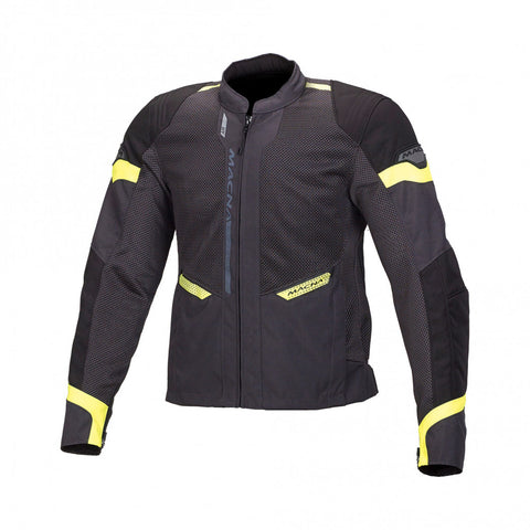 Macna Event Grey/Black/Neon Jacket