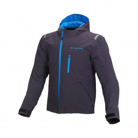 Macna Refuge Grey/Blue Jacket
