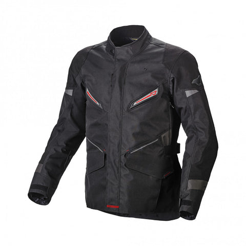 Macna Sonar Black Jacket