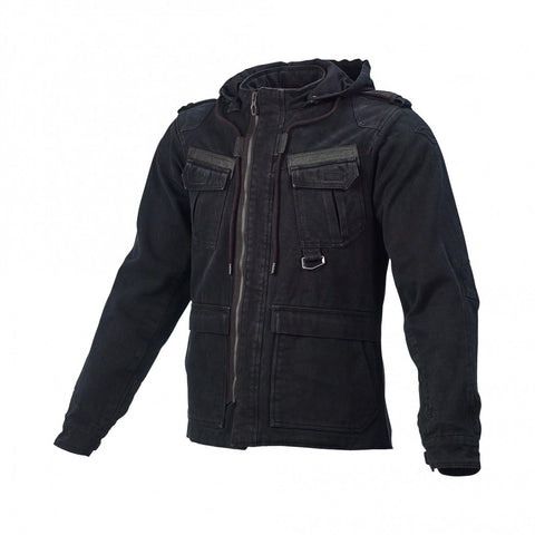 Macna Combat Black Jacket