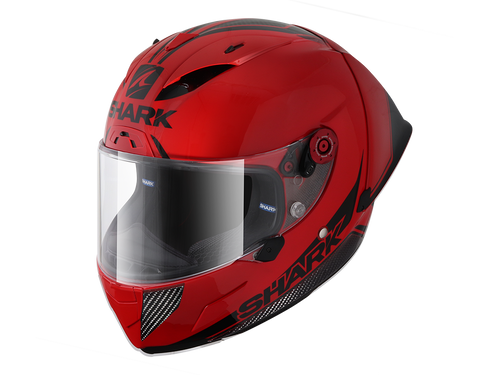 Shark Race-R Pro GP 30th Anniversary Limited Edition Red Carbon Black Helmet (RDK)