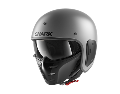Shark S-Drak Carbon 2 Anthracite H.D Matt Helmet (A02)