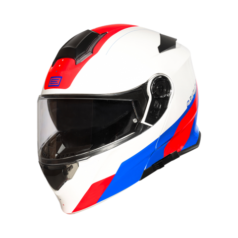 Origine Delta Basic Division Gloss Red Blue White Helmet