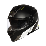 Origine Delta Basic Division Matt Fluo Yellow Black Helmet