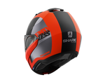 Shark Evo ES Endless Mat Orange Black Helmet (OKK)