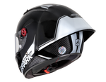 Shark Race-R Pro GP 30th Anniversary Limited Edition Black Carbon Pearl Helmet (KDP)