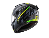 Shark Race-R Pro Carbon Anthracite Yellow Helmet (DAY)