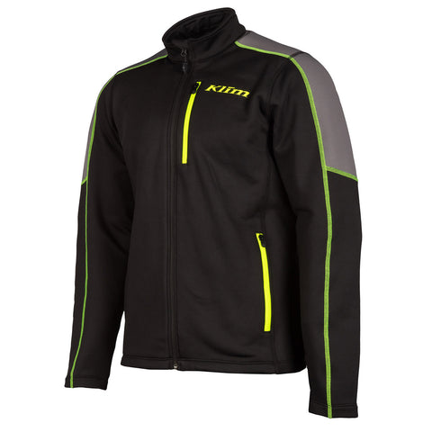 Klim Inferno Black Hi Vis Jacket