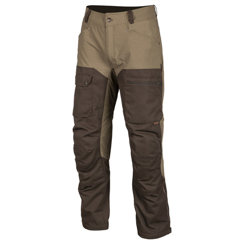 Klim Switchback Cargo Brown Pant