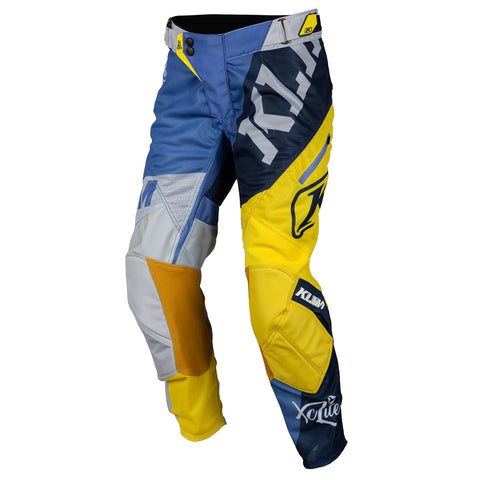 Klim women's XC Lite Yellow Pants