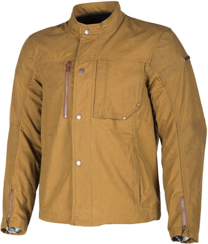 Klim Drifter Brown Jacket