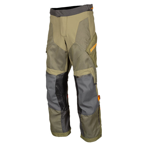 Klim Baja S4 Sage Strike Orange Pant