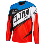 Klim XC Lite Red Blue Jersey