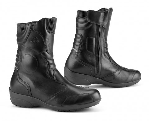Falco 649 Venus 3 Ladies Black Boots