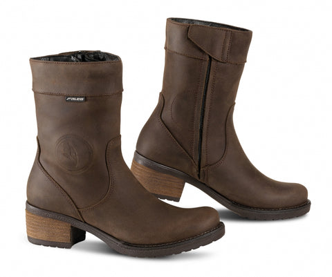Falco 652 Ayda 2 Brown Women Boots