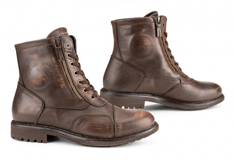 Falco 747 Aviator Brown Boots