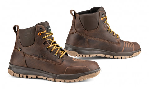 Falco 874 Patrol Dark Brown Boots