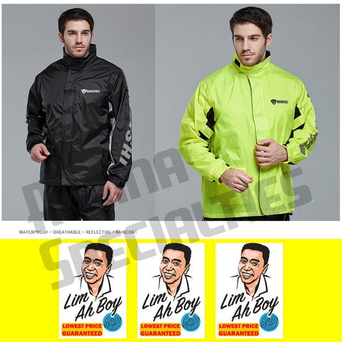 Nanshi Classic Raincoat (Upgraded 2020)