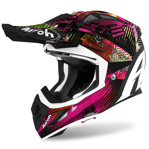 Airoh Aviator Ace Insane Matt Helmet