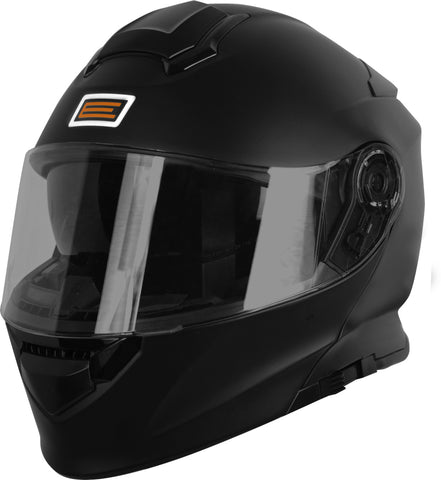 Origine Delta Basic Solid Matt Black Helmet