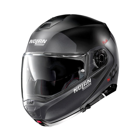 Nolan N100-5 Plus Distinctive 21 Flat Black Helmet
