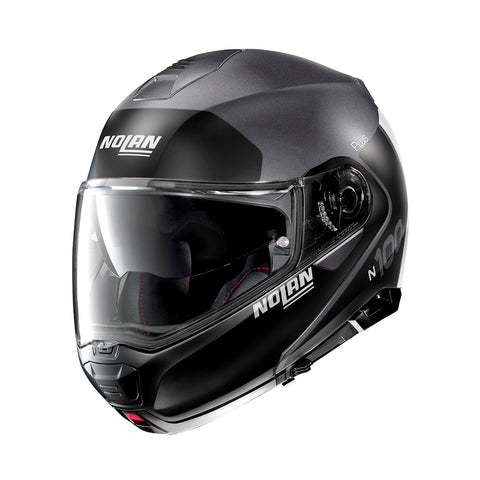 Nolan N100-5 Plus Distinctive 23 Flat Lava Grey Helmet