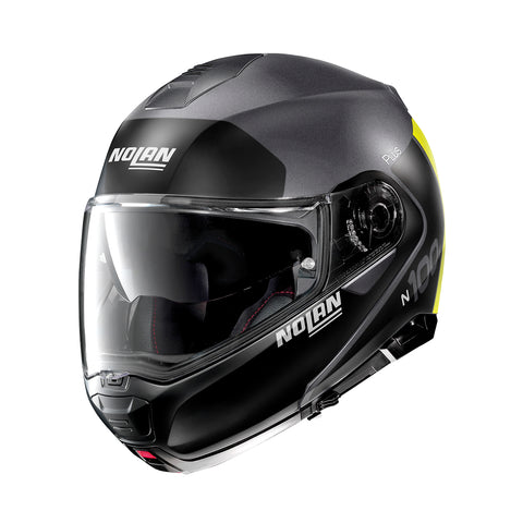 Nolan N100-5 Plus Distinctive 25 Flat Lava Grey Helmet