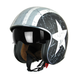 Origine Sprint Rebel Star Grey Helmet